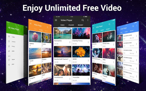Video Player All Format for Android screenshot 12