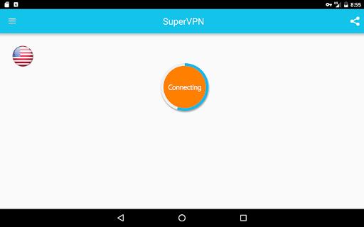 Super VPN - Best Free Proxy screenshot 7