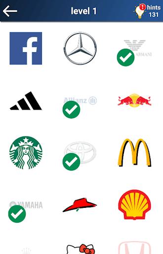 Quiz: Logo game 5 تصوير الشاشة