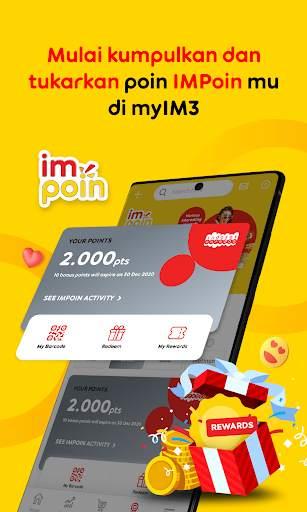 myIM3 - Bonus Kuota 100GB screenshot 3