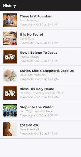 KNVBC Radio 4 تصوير الشاشة