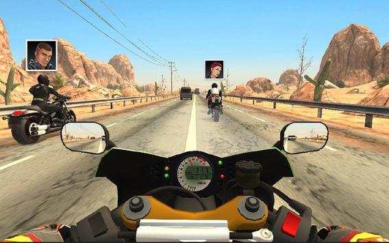 Racing Fever: Moto screenshot 9