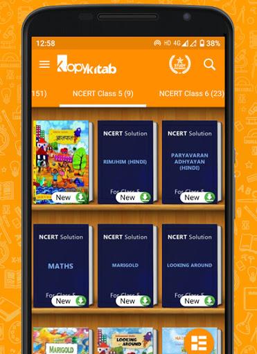 NCERT Books & Solutions Class 5-12 Offline App screenshot 2