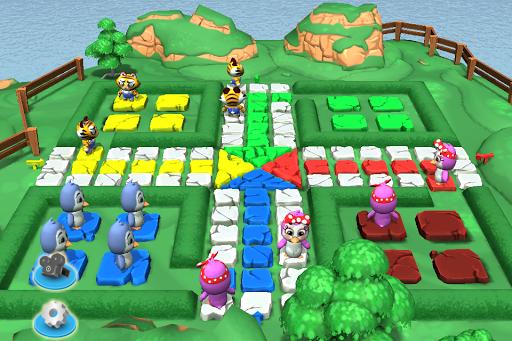 Ludo 3D Multiplayer screenshot 1