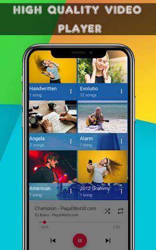 Video Player & Mp3 Player screenshot 3