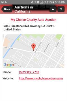 Public Auto Auctions 3 تصوير الشاشة