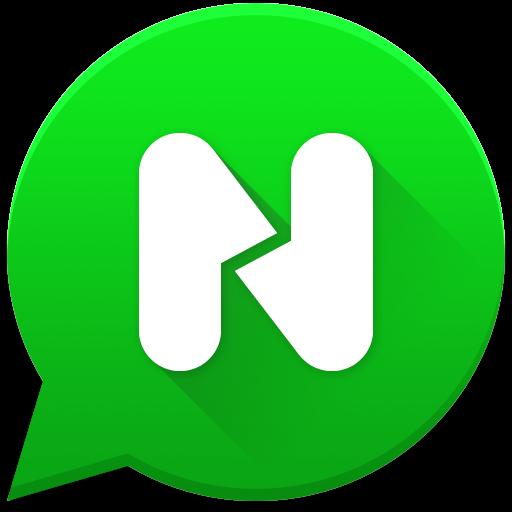 Nextplus: Llama Gratis   Texto icon