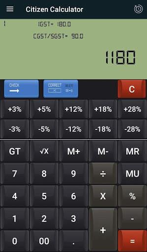 Citizen Calculator & GST Calculator-Loan Emi Calc screenshot 2