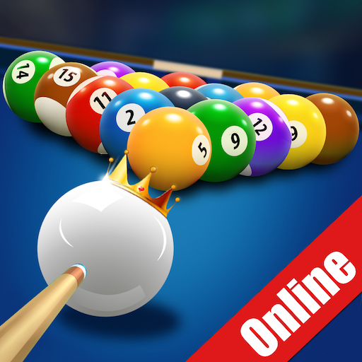 8 Ball Star - Ball Pool Billiards أيقونة
