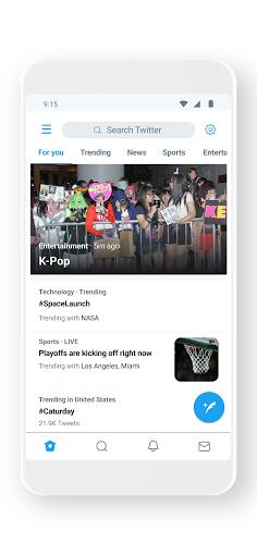 Twitter - ทวิตเตอร์ screenshot 2