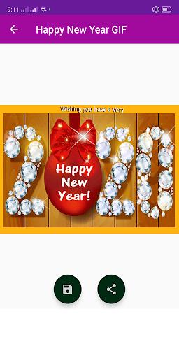 New Year GIF 2021 screenshot 15