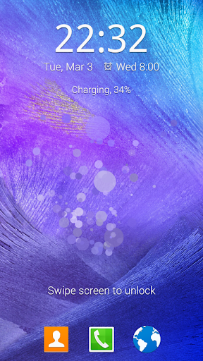 S5 Particle Locker screenshot 4