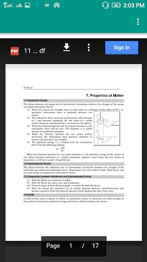 Class 11 Physics Notes screenshot 3