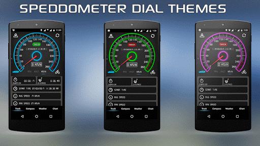 GPS Speedometer, HUD & Widget screenshot 3