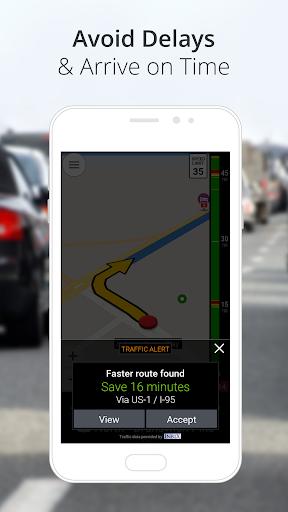 CoPilot GPS Navigation & Traffic screenshot 8