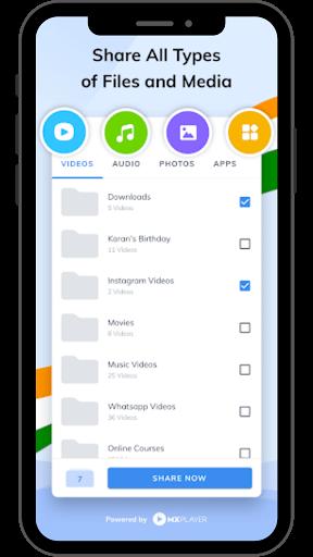 SHAREiT - Transfer & share free 2020 screenshot 3