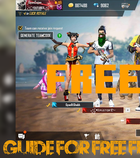 Tips For Free Diamonds Skills Garena 2021 Fire screenshot 5