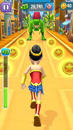 Angry Gran Run - Running Game скриншот 6