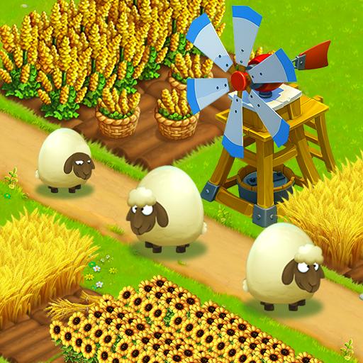 ikon Golden Farm : Idle Farming & Adventure Game