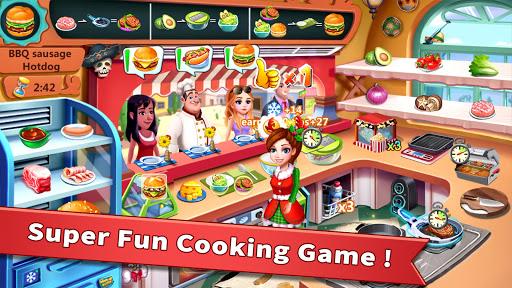Rising Super Chef - Craze Restaurant Cooking Games 1 تصوير الشاشة