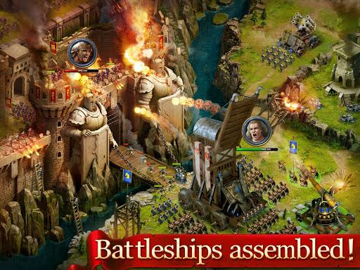 Age of Kings: Skyward Battle 19 تصوير الشاشة