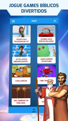 Bíblia Superbook para Crianças, Vídeos e Jogos screenshot 1
