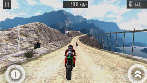 Hill Top Bike Racing 2 تصوير الشاشة