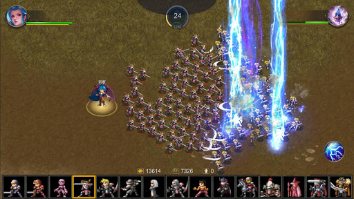 Miragine War screenshot 3