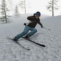 Alpine Ski III on 9Apps