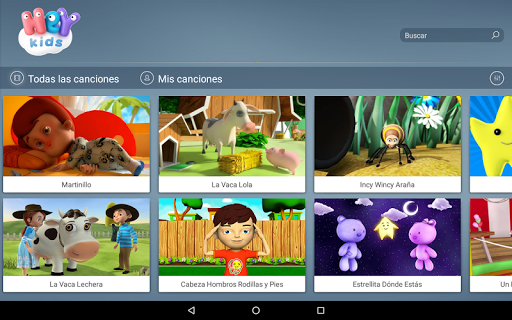 Canciones Infantiles - HeyKids screenshot 7