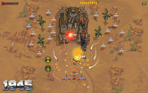 1945 Air Force: Airplane Games screenshot 22