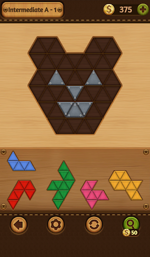Block Puzzle Games: Wood Collection 3 تصوير الشاشة
