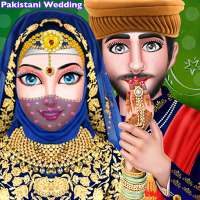 Pakistani Wedding - Muslim Hijab Wedding Honeymoon on 9Apps