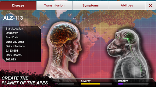 Plague Inc. screenshot 22