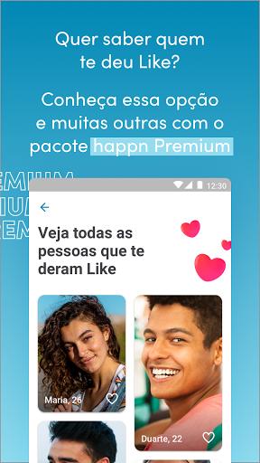 happn — App de paquera screenshot 8