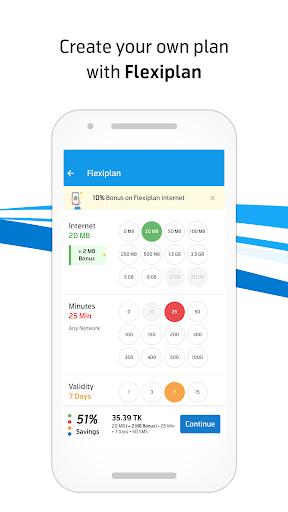 MyGP – Offers, Recharge, Live TV, FlexiPlan 3 تصوير الشاشة