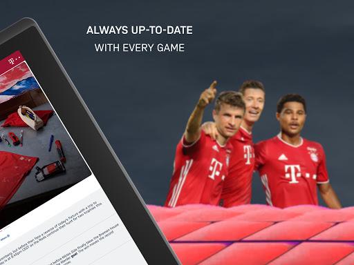 FC Bayern Munich screenshot 7