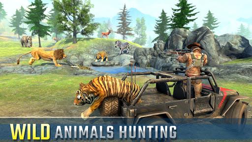 Wild Animal Hunting 2020: Best Hunting Games FPS screenshot 1