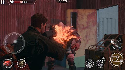 Left to Survive: Dead Zombie Shooter. Apocalypse screenshot 6
