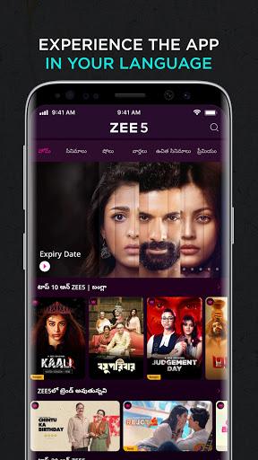 ZEE5: Movies, TV Shows, Web Series screenshot 3