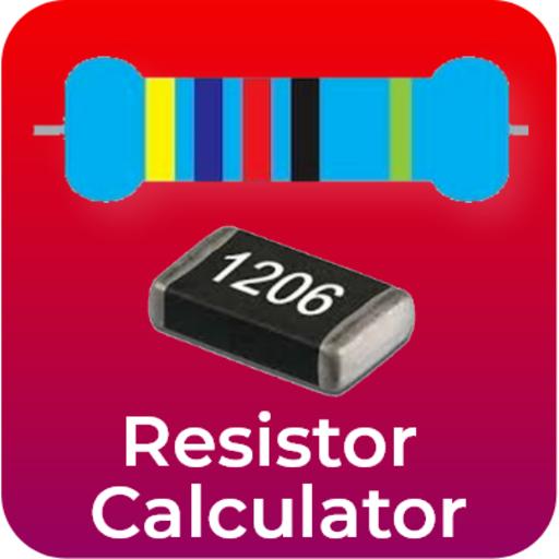 Resistor Color Code Calculator with SMD Resistor icon
