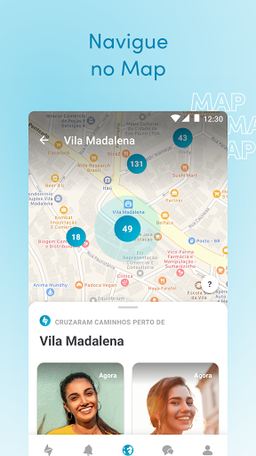 happn — App de paquera screenshot 2