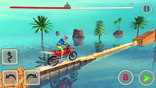 Bike Stunt Race 3d Bike Racing Games – Bike game screenshot 6