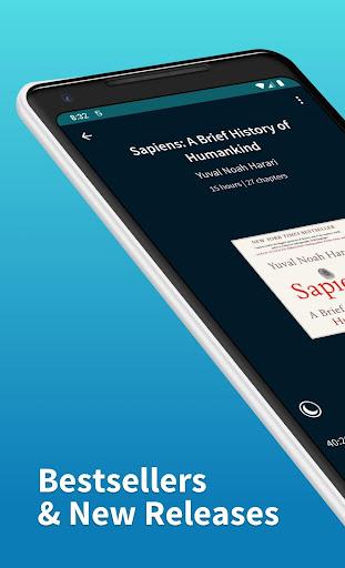 Scribd: Audiobooks & ebooks screenshot 2