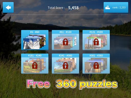Jigsaw Puzzle 360 vol.3 screenshot 9