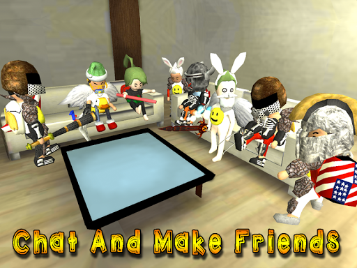 School of Chaos Online MMORPG screenshot 2