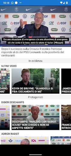 Italian Soccer 2020/2021 screenshot 5