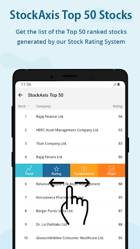 StockAxis screenshot 3