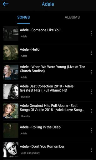 Free Music:offline music&mp3 player download free screenshot 6