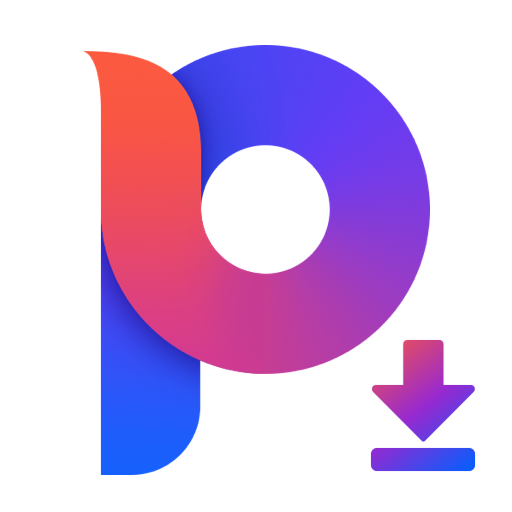 Phoenix Browser - Télécharger vidéo, privé, rapide icon